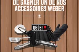 Weber - A la conquête de la côtelette