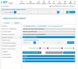 SNCF – Gestion des IRP