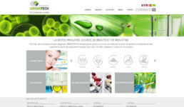 Greentech - Site Wordpress