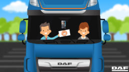 DAF - driver training