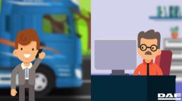 DAF - driver training